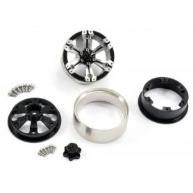 FASTRAX Cerchi 1.9 x SCALER in Alluminio CNC 6 Raggi SPLIT BEADLOCK (2)
