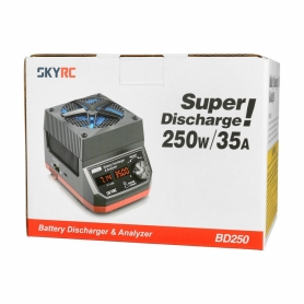 SKYRC BD250 Battery Discharger and Analyzer 35A 250W