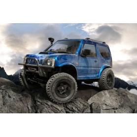 MST CMX J3 Crawler RTR Blau Radstand 242mm