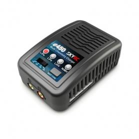 SKYRC e450 caricabatterie elettronico LiPo-LiFe-LiHv 2S-4S/NiMh 6S-8S 1A-4A 50W 110/220V