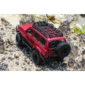 ROC HOBBY 1/18 KATANA 4X4 RTR SCALE CRAWLER Hard Body