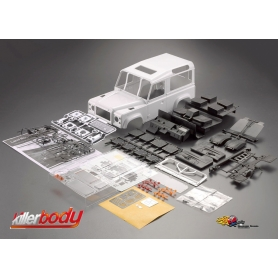 Killerbody Carrozzeria Land Rover D90 ABS KIT
