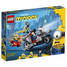 LEGO 75549 MOTO DA INSEGUIMENTO
