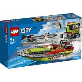 LEGO 60254 TRASPORTATORE DI MOTOSCAFI
