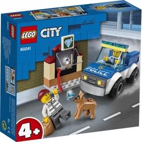 LEGO 60241 UNITA' CINOFILA DELLA POLIZIA