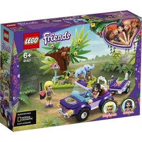 LEGO 41421 SALVATAGGIO NELLA GIUNGLA