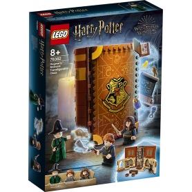 LEGO 76382 LEZIONE DI TRASFIGURAZIONE A HOQWARTS