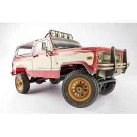 PICK UP TRUCK PUBG001 AMERICAN 4X4 RTR