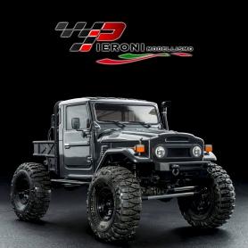 MST CFX-W J45 Jeep Crawler Automodello Elettrico 4WD Kit