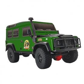 SCALER 1/16 FTX OUTBACK RANGER XC RTR  TRAIL CRAWLER GREEN