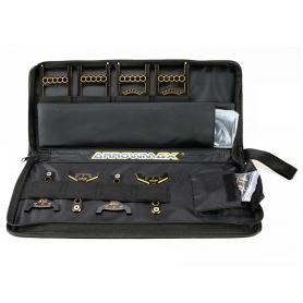 Set-Up System For 1/8 Off-Road Cars With Bag Black Golden (AM-171042)