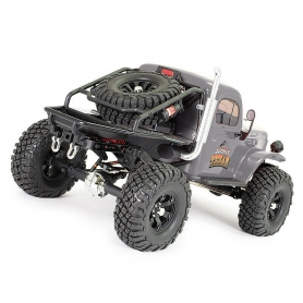 SCALER FTX OUTBACK TEXAN 4x4 RTR 1/10 TRAIL GRIGIO FTX5590GY