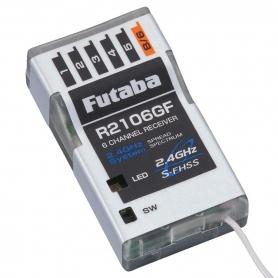 RICEVENTE FUTABA RX R2106GF 6CH 2,4GHZ FHSS