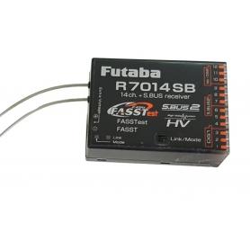 RICEVENTE FUTABA RX R7014SB 14CH 2,4GHZ S-BUS