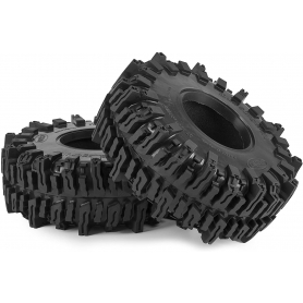 "GOMME RC4WD Mud Slinger 2 XL 2.2"" Scale Tires T0122"