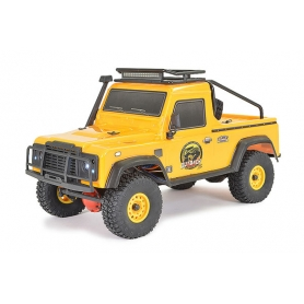 FTX OUTBACK RANGER XC Pick Up RTR 1/16 TRAIL CRAWLER GIALLO