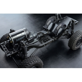 SCALER MST CFX 4WD IN KIT CON MOTORE