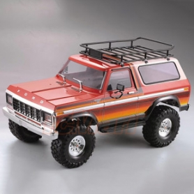 CARROZZERIA IN ABS 313 MM Hard Body w/ Roof Rack