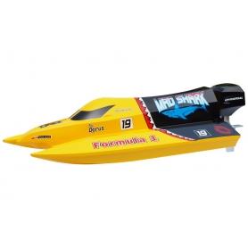 MOTOSCAFINO JOYSWAY 8203 Mad shark 2.4g rtr brushed