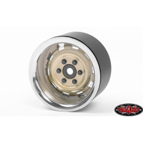 "CERCHI RC4WD Rally 1.9"" Beadlock Wheels (Gold)"