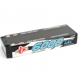 BATTERIA LIPO INTELLECT 6000/120C 2S HV 7.6V