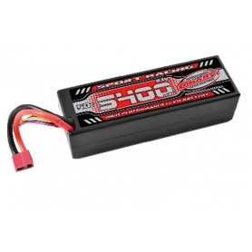 BATTERIA LIPO TEAM CORALLY 50C 5400Ma 11,1V TPLUG HC