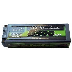 BATTERIA MaxPro KarboPower Graphene HVLi 7,6 8500 130c