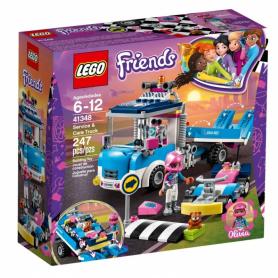 LEGO 41348 CAMION DI SERVIZIO E MANUTENZIONE