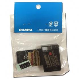 sanwa scatolina ricevente completa ricambio rx-451