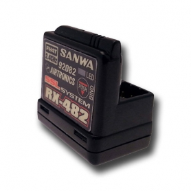 sanwa ricevente rx car 482 fh4 4ch