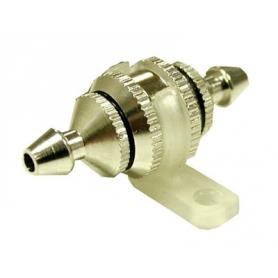 filtro miscela round type piccolo con supporto titanio