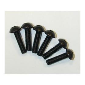 3.5x13mm steel button head screw (6)