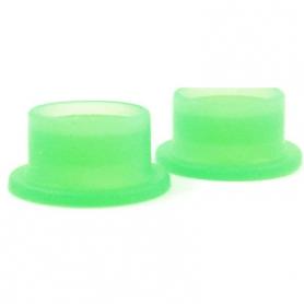 guarnizione scarico in silicone x motori 3,5 (2pz) verde