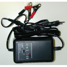 caricabatterie al piombo 2v./6v./12v. 600mha