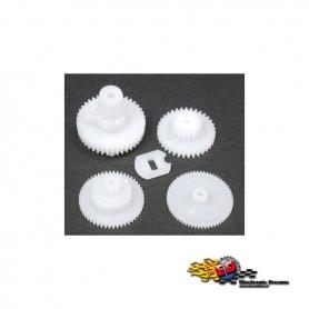 serie ingranaggi in plastica hs205/hs225mg