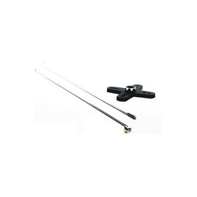 kit x leveraggi freno/gas con squadretta a croce x futaba