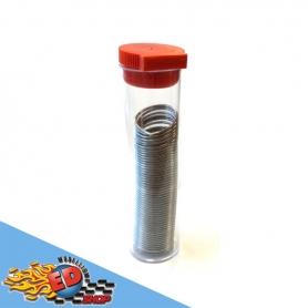 stagno x saldature da 1mm 12gr (1mt) senza piombo ag3