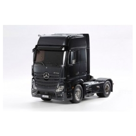 "Mercedes Actros 1851 ""Black Edition"" scala 1/14 TAMIYA"