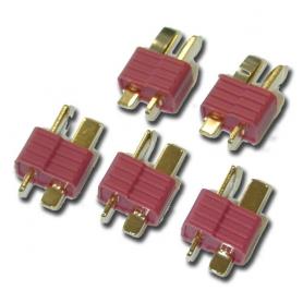 t-plug hi-volt tipo deans maschio (5)