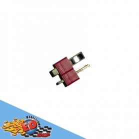 t-plug hi-volt tipo deans maschio (1)