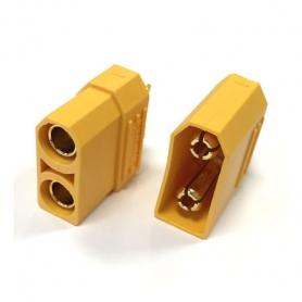plug xt90 maschio/femmina (1cp)