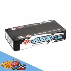 intellect 8200/120c 1s hv 7.6v batteria lipo hardcase graphene 18.5mm 150gr