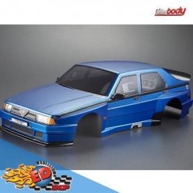 killerbody carrozzeria alfa romeo 75 turbo evoluzione blue