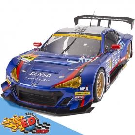 killerbody carrozzeria subaru brz rd sport finished blue body kit 190mm