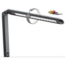 skyrc led pit light black - luce da tavolo a led ad alta luminosita 11-18v.