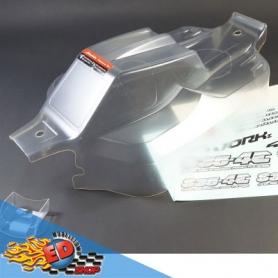 s-workz s35 carrozzeria trasparente falcon st-4 pretagliata per elettrico buggy