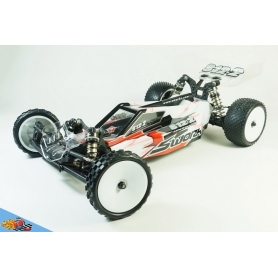 s-workz s12-2m carpet edition 1/10 2wd off-road ep racing buggy