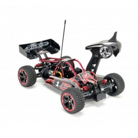 s-workz fox 4x4 1/10 4wd off-road brushless fun buggy rtr