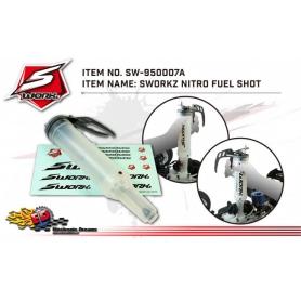 s-workz pistola rifornimento rapido nitro fuel shot