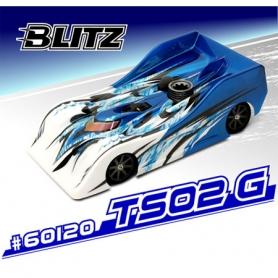 blitz carrozzeria ts02g 200mm 1.0mm gp